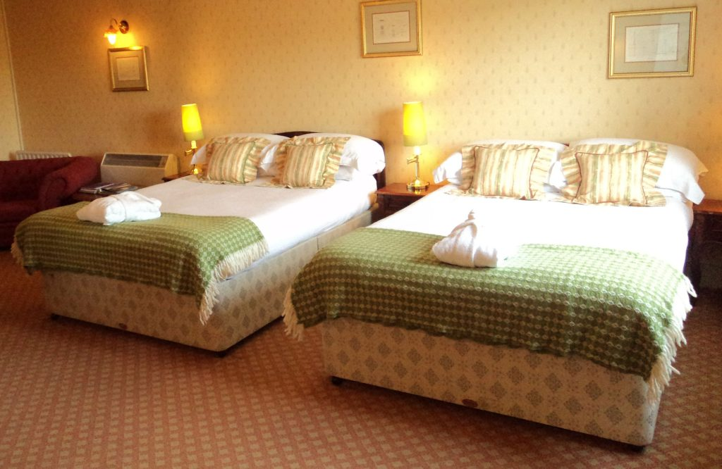 Two Double Beds - Room 21