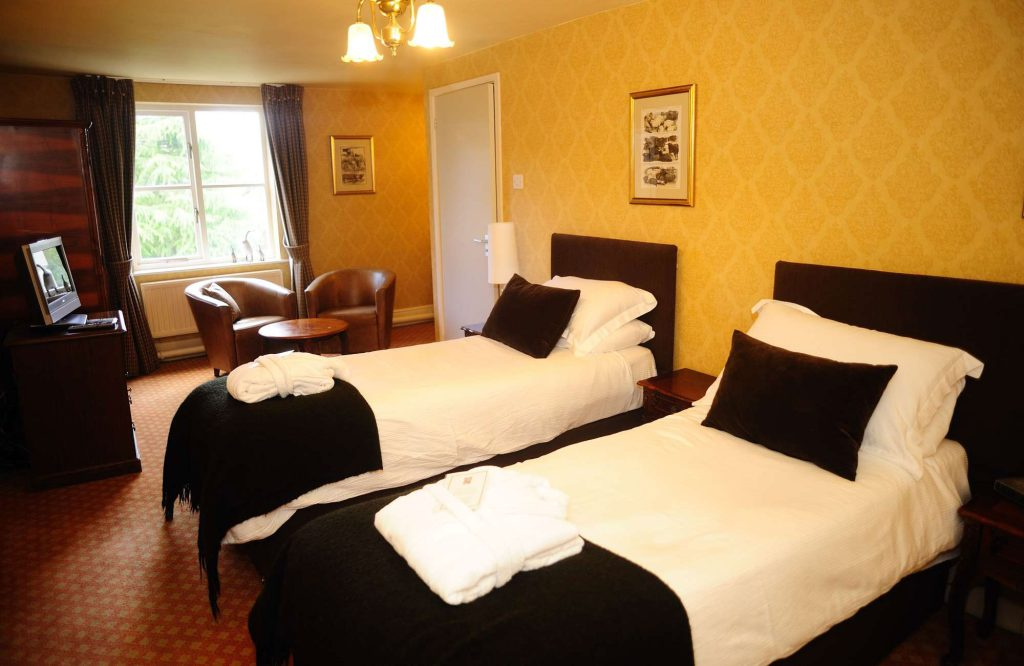Large Double Rooms - Room 6