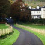 Driveway to Falcondale