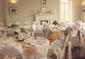 Wedding room layout