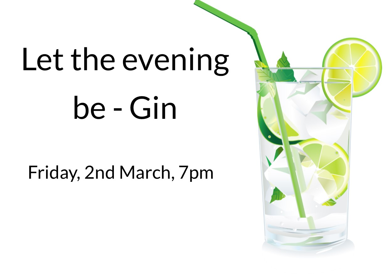 Gin experience at The Falcondale
