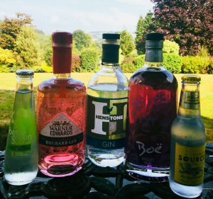 Gin night at The Falcondale