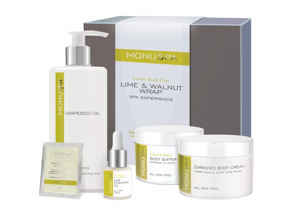 Lime & Walnut Treatment Pack