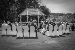 Outdoor ceremonies in Mid Wales