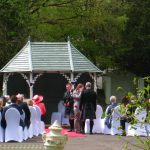 Outdoor wedding ceremonies