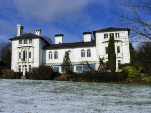Winter at The Falcondale