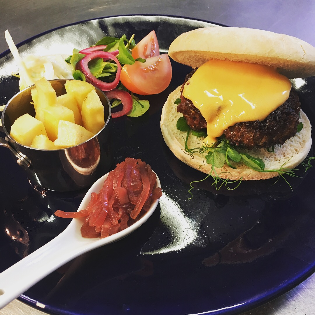 Falcondale burger