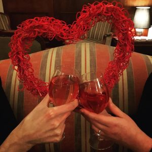 Valentines at The Falcondale
