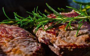 Steak and Wine for £20 pp