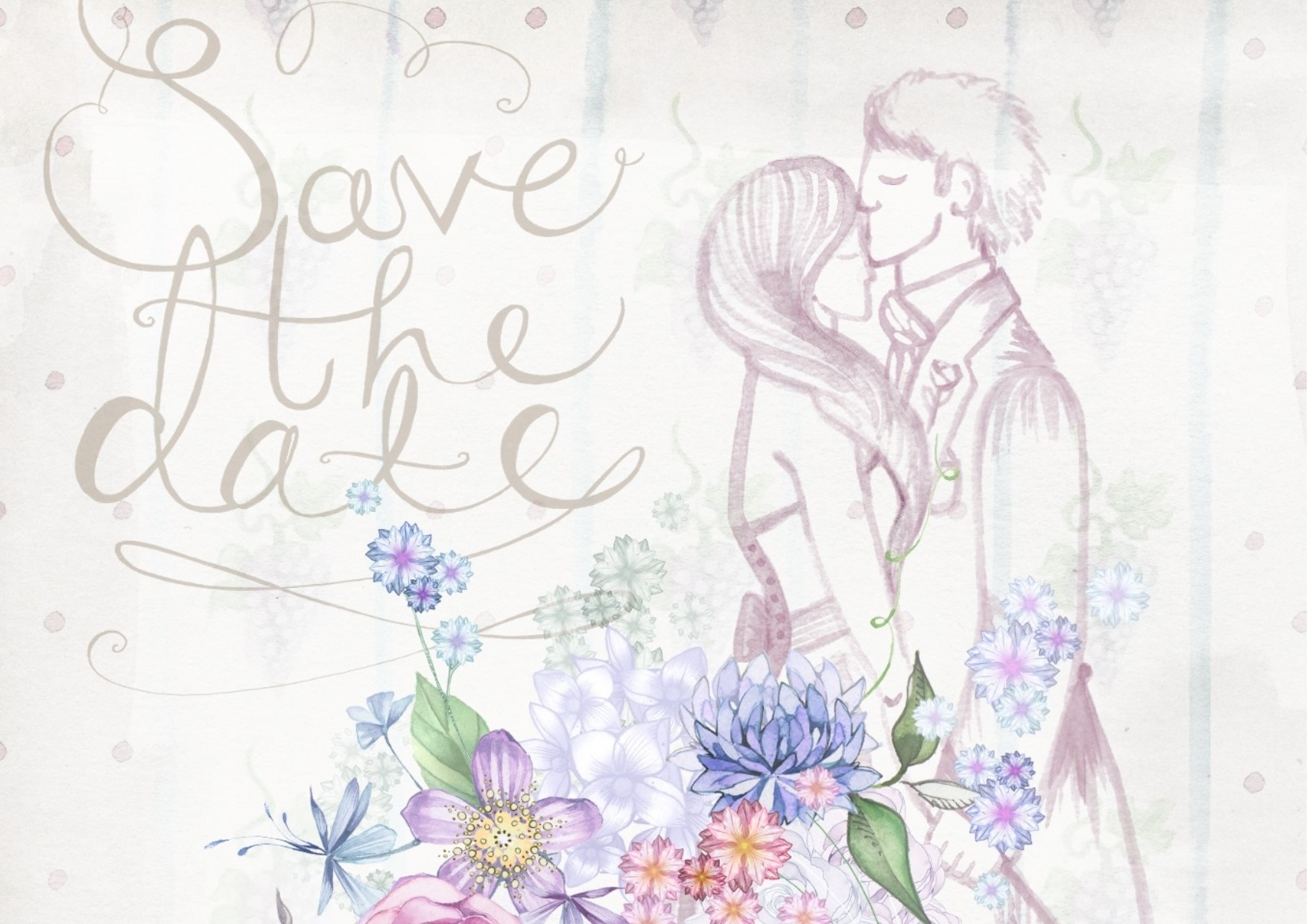 Wedding fayre 2019 save the date