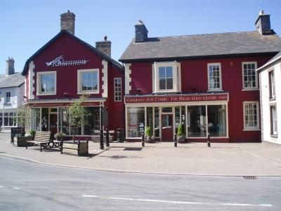 Rhiannon gold centre