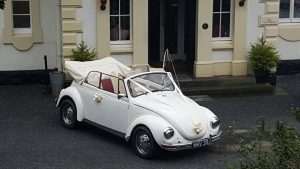 Falcondale wedding car
